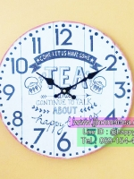 นาฬิกาแขวนวินเทจ TEA
