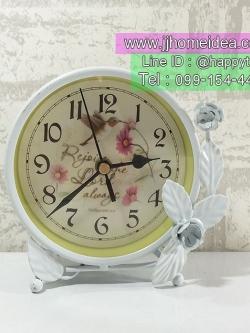 ของแต่งบ้านแนววินเทจ Vintage นาฬิกาตั้งโต๊ะสวยๆเก๋ๆ