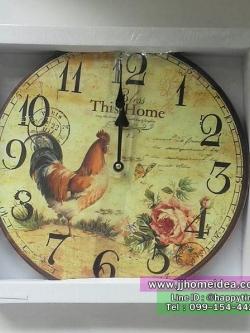 นาฬิกา Vintage Style สวยๆเก๋ๆ รุ่นแม่ไก่