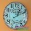 นาฬิกาแขวนสไตล์วินเทจขนาดใหญ่ รุ่น OLD TOWN EST 1863 ทำจากกระจก thumbnail 2
