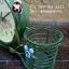 นาฬิกาตั้งโต๊ะ รุ่นดอกไม้ตะกร้าเขียว thumbnail 4