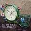 นาฬิกาตั้งโต๊ะ รุ่นดอกไม้ตะกร้าเขียว thumbnail 2