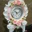 นาฬิกาตั้งโต๊ะสวยๆ หมีคู่แต่งงาน thumbnail 3