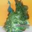 ของขวัญให้ผู้ใหญ่ นกยูงเรซิ่นรำแพนหางเสริมบารมี thumbnail 4