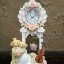 นาฬิกาตั้งโต๊ะสวยๆ หมีคู่แต่งงาน thumbnail 1