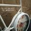 นาฬิกาตั้งโต๊ะ รูปจักรยานขาว thumbnail 5