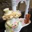 นาฬิกาตั้งโต๊ะสวยๆ หมีคู่แต่งงาน thumbnail 4