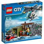 LEGO City 60131 Crooks Island