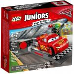 LEGO Juniors 10730 Lightning McQueen Speed Launcher