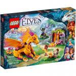 LEGO Elves 41175 Fire Dragon's Lava Cave