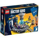 LEGO 21304 Ideas Doctor Who (กล่องไม่สวย-Minor Damaged Box)