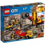 LEGO City 60188 Mining Experts Site