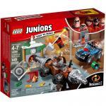 LEGO Juniors 10760 เลโก้ Underminer's Bank Heist