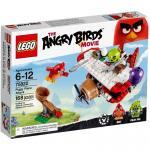 LEGO Angry Birds 75822 Piggy Plane Attack