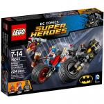 LEGO Super Heroes 76053 Gotham City Cycle Chase