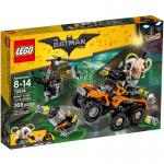 LEGO The Lego Batman Movie 70914 Bane™ Toxic Truck Attack