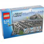LEGO City 7895 Switching Tracks
