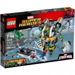 LEGO Super Heroes 76059 Spider-Man: Doc Ock's Tentacle Trap