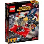 LEGO Super Heroes 76077 Iron Man: Detroit Steel Strikes