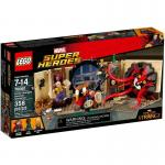 LEGO Super Heroes 76060 Confidential Spider-Man 4