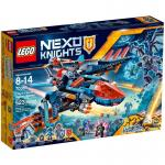 LEGO Nexo Knights 70351 Clay's Falcon Fighter Blaster