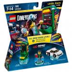 LEGO Dimensions 71235 Midway Retro Gamer Level Pack