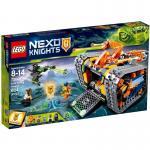 LEGO Nexo Knights 72006 เลโก้ Axl's Rolling Arsenal