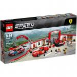 LEGO Speed Champions 75889 เลโก้ Ferrari Ultimate Garage