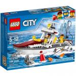 LEGO City 60147 Fishing Boat