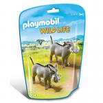 PLAYMOBIL 6941 Warthogs Playset