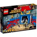 LEGO Super Heroes 76088 Thor vs. Hulk: Arena Clash