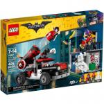 LEGO The Lego Batman Movie 70921 Harley Quinn Cannonball Attack
