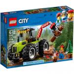 LEGO City 60181 เลโก้ Forest Tractor