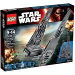 LEGO Star Wars 75104 Kylo Ren's Command Shuttle (Damaged Box)