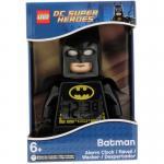 LEGO Super Heroes 5002423 Batman Minifigure Clock