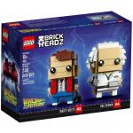 LEGO Brickheadz 41511 เลโก้ Marty McFly & Doc Brown