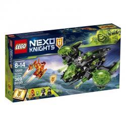 LEGO Nexo Knights 72003 เลโก้ Berserker Bomber