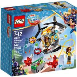 LEGO Super Heroes Girls 41234 Bumblebee Helicopter