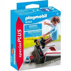 PLAYMOBIL 9094 Skateboarder with Ramp