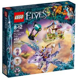LEGO Elves 41193 เลโก้ Aira & the Song of the Wind Dragon