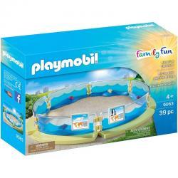 PLAYMOBIL 9063 Aquarium Enclosure