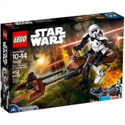 LEGO Star Wars 75532 Scout Trooper™ & Speeder Bike™