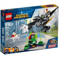 LEGO Super Heroes 76096 เลโก้ Superman & Krypto Team-Up