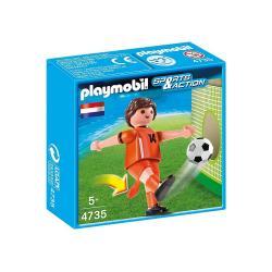 Playmobil 4735 Netherlands Soccer Player
