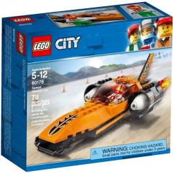 LEGO City 60178 เลโก้ Speed Record Car