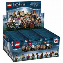 LEGO Harry Potter 71022 Minifigures Harry Potter ครบชุด 22 ตัว รวมตัวลับ Percival Graves