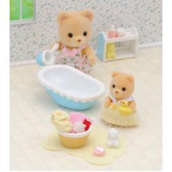 Sylvanian Families 2228 Baby bath time