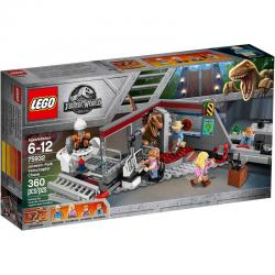 LEGO Jurassic World 75932 เลโก้ Jurassic Park Velociraptor Chase