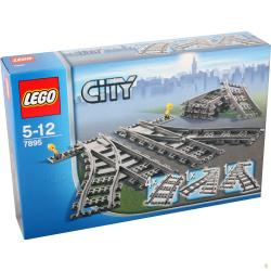 LEGO City 7895 Switching Tracks