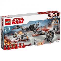 LEGO Star Wars 75202 Defense of Crait
